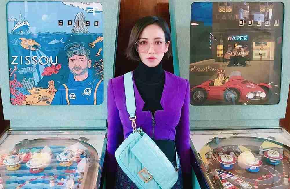 Fiona Xie Female Instagram Influencer Singapore