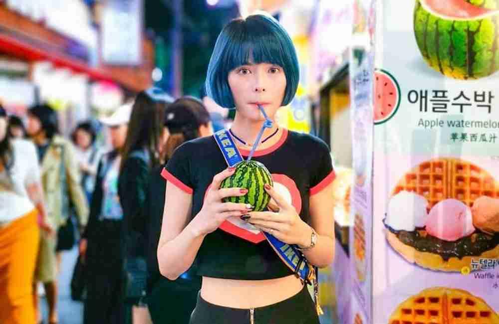 Jayley Woo Instagram Influencer Singapore