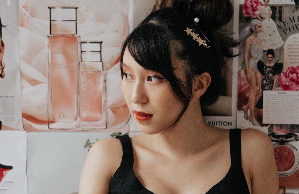 Melissa Celestine Koh Singapore Online Social Media Influencer