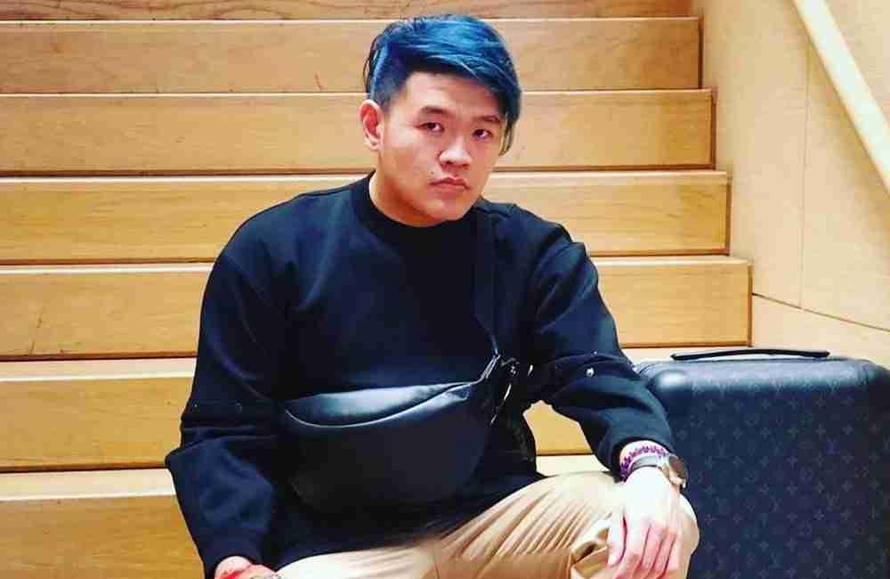 Tung Sheng Chin Social Influencer Singapore