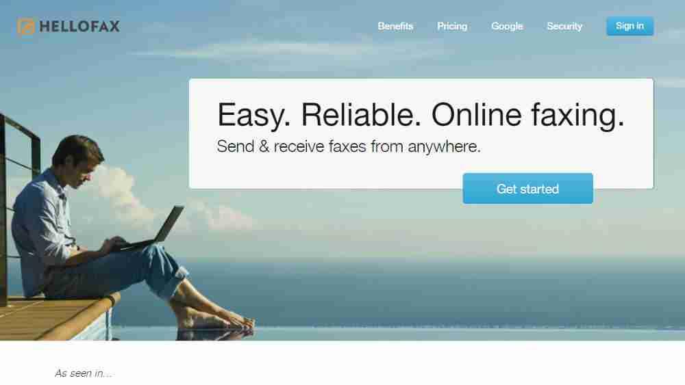 Free Online Fax Service: HelloFax