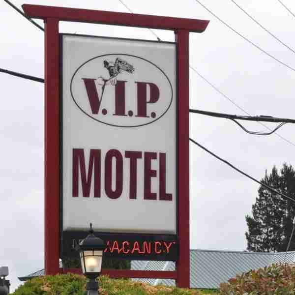 Web Design for VIP Motel