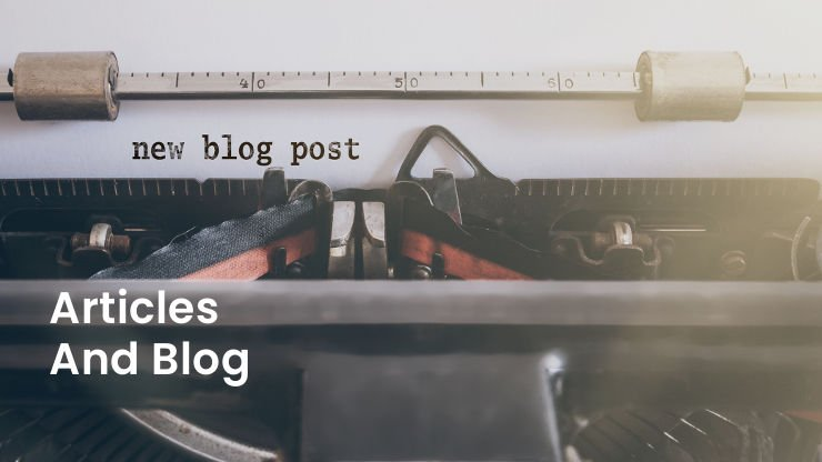 Articles and Blog