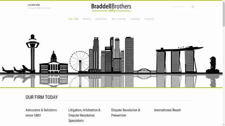 Braddell Brothers LLP