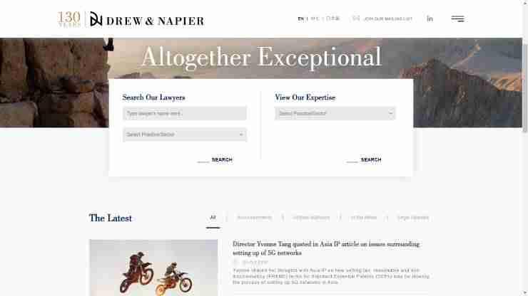 Drew & Napier LLC