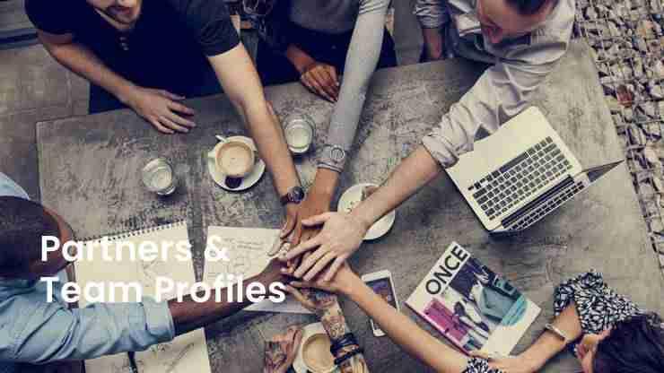 Partners & Team Profiles