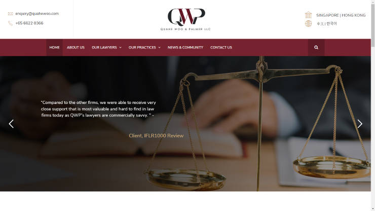 Quahe Woo & Palmer LLC