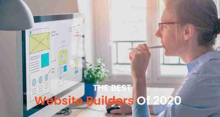 The Best Website Builders for 2020