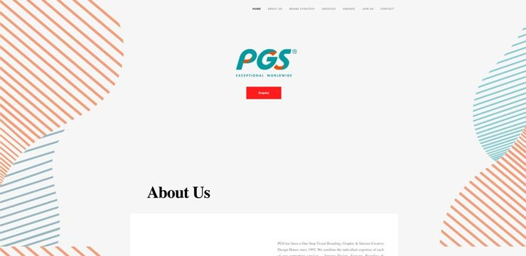 Graphic Design Company Singapore: PGS Design