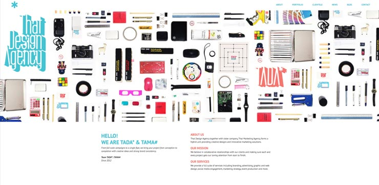 Graphic Design Company Singapore: That Design Agency