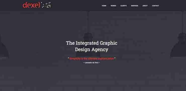 Graphic Design Firm Singapore: Dexel