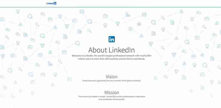 Social Media Platforms: LinkedIn