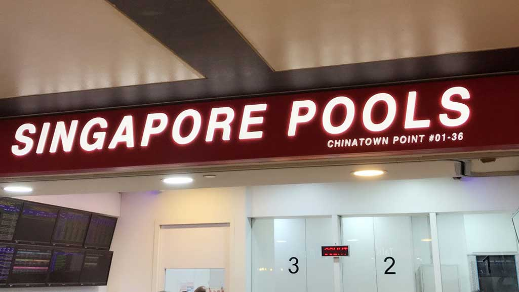 Singapore Pools Outlets: Chinatown Point Branch