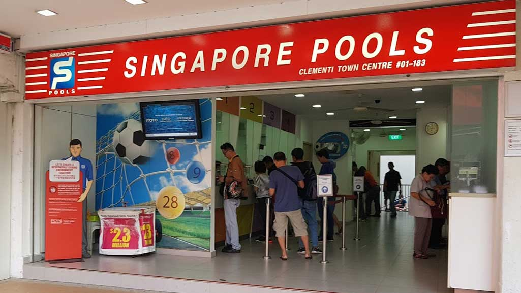 Singapore Pools Outlets: Clementi Town Centre Branch