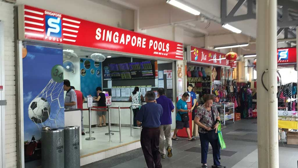 Singapore Pools Outlets: Jurong West N5 Branch
