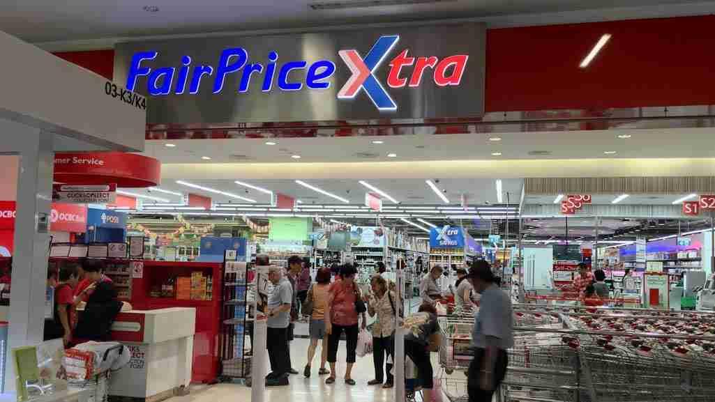 Singapore Pools Outlets: NTUC FP Serangoon Central Hypermart