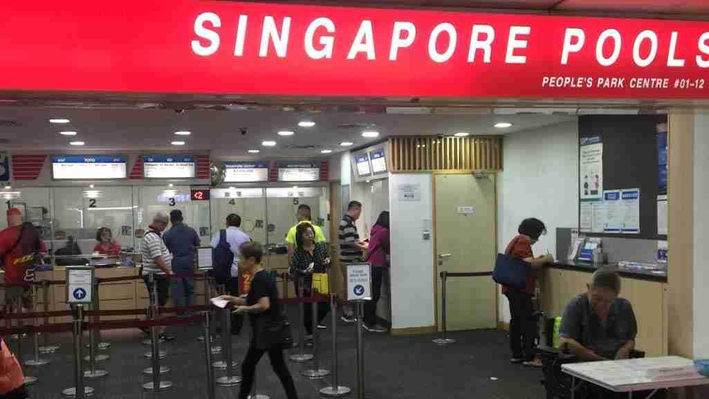 Singapore Pools Outlets: People's Park Centre
