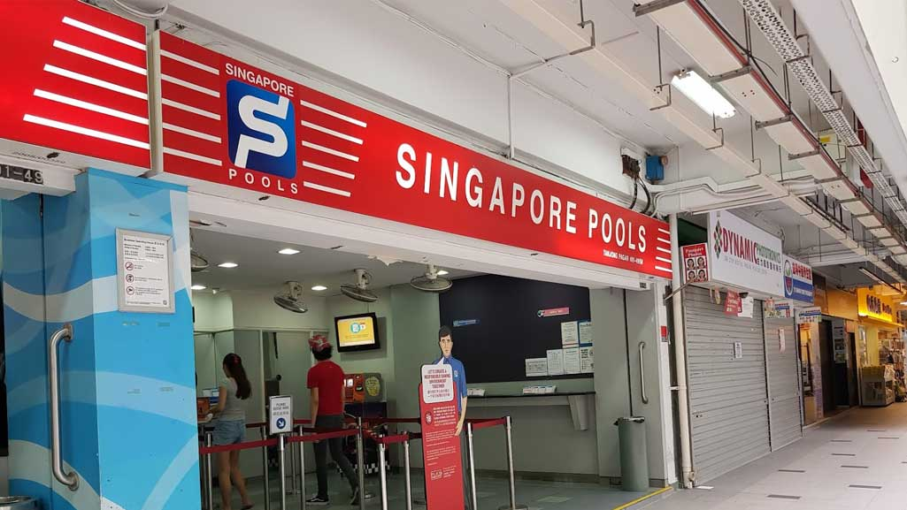 Singapore Pools Outlets: Tanjong Pagar Branch