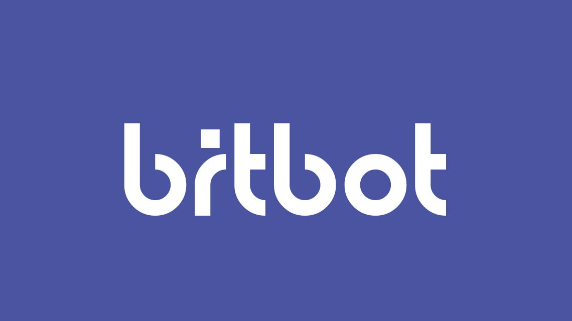 BitBot Logo White