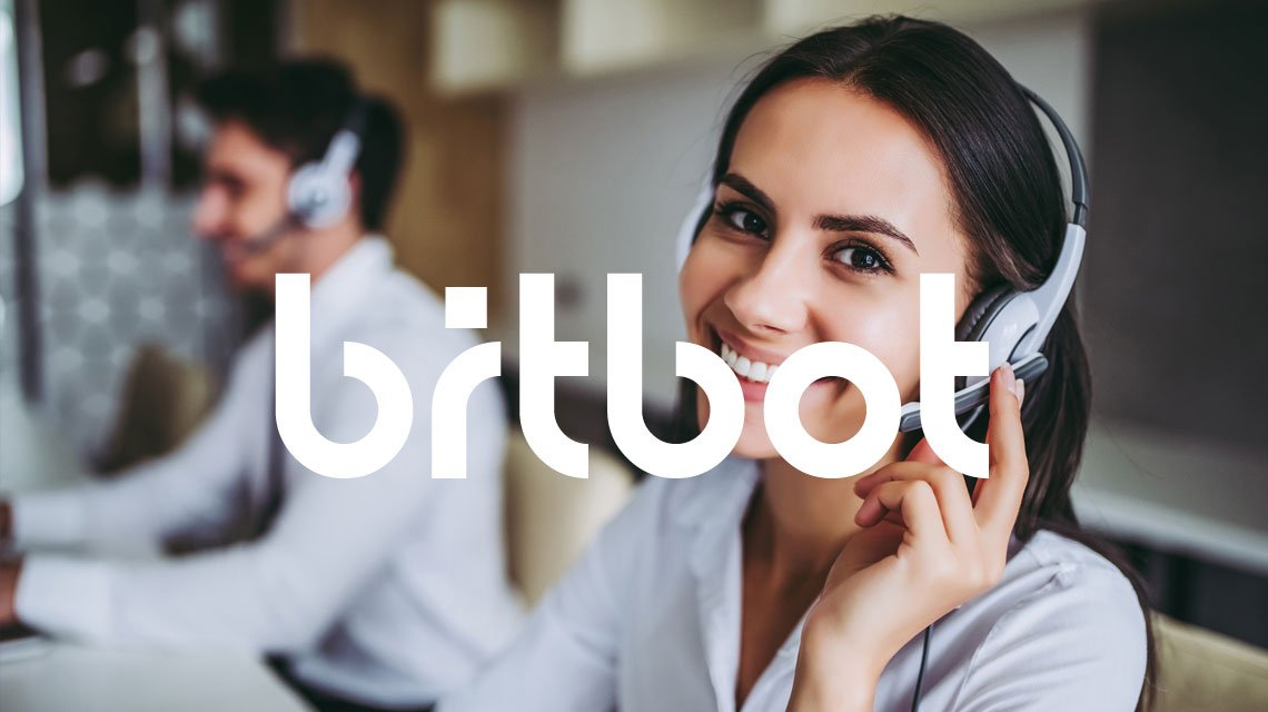 BitBot Logo Live Chat