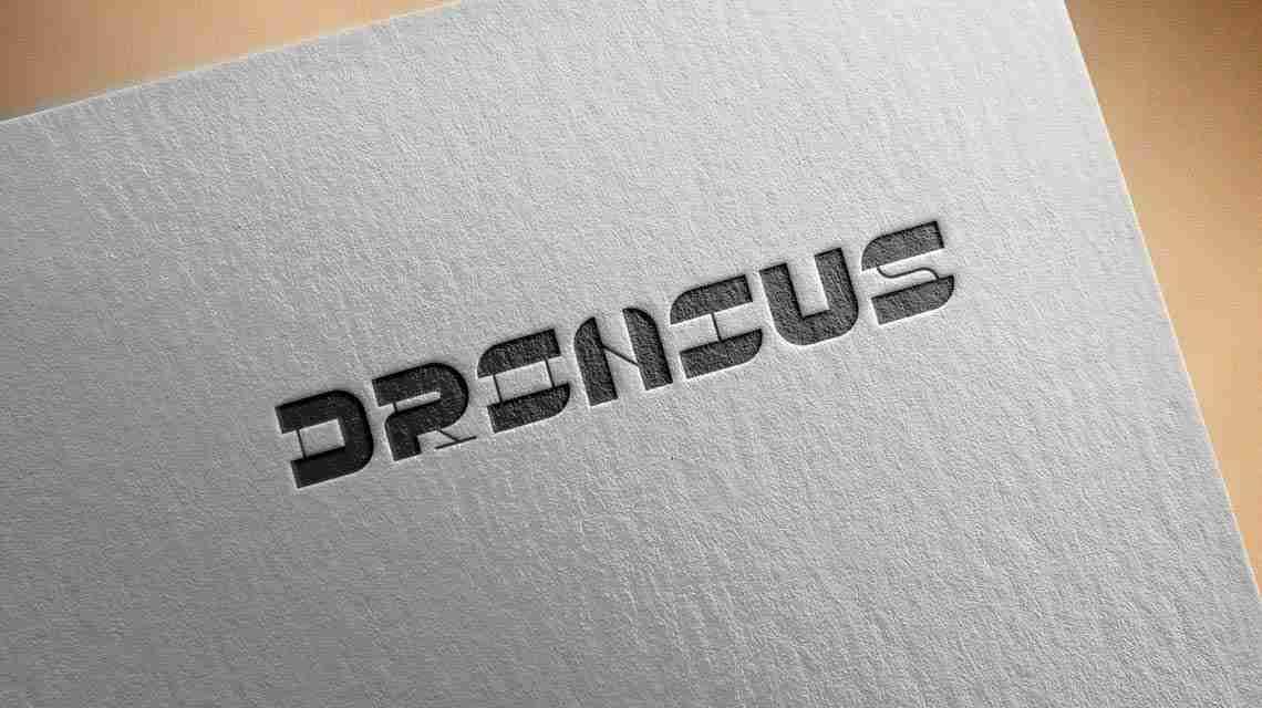 Dronius Logo Letter