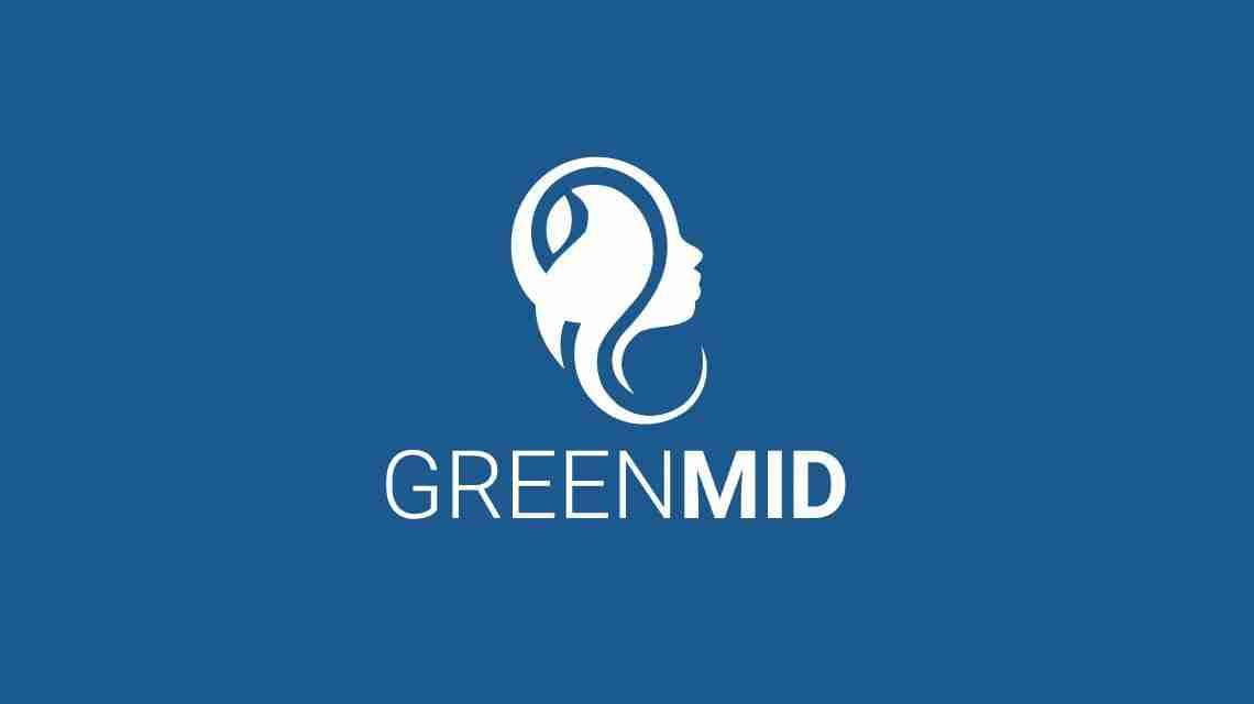 GreenMid Logo Color