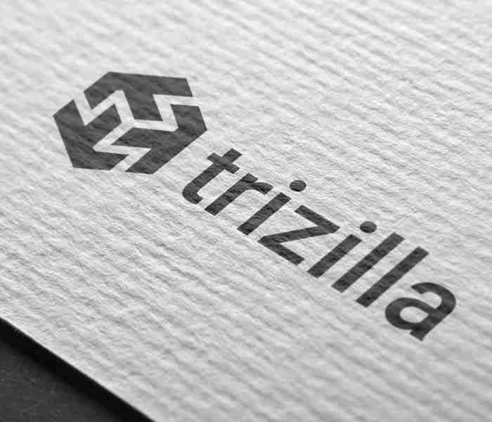 Logo Design for Trizilla