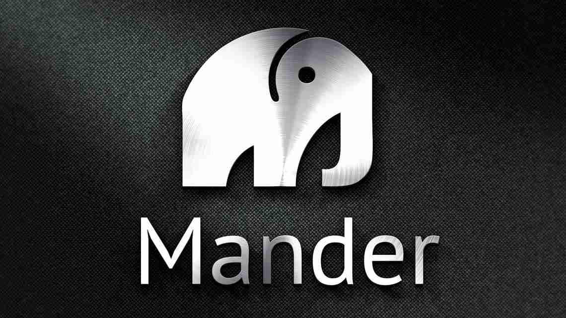 Mander Logo 2D
