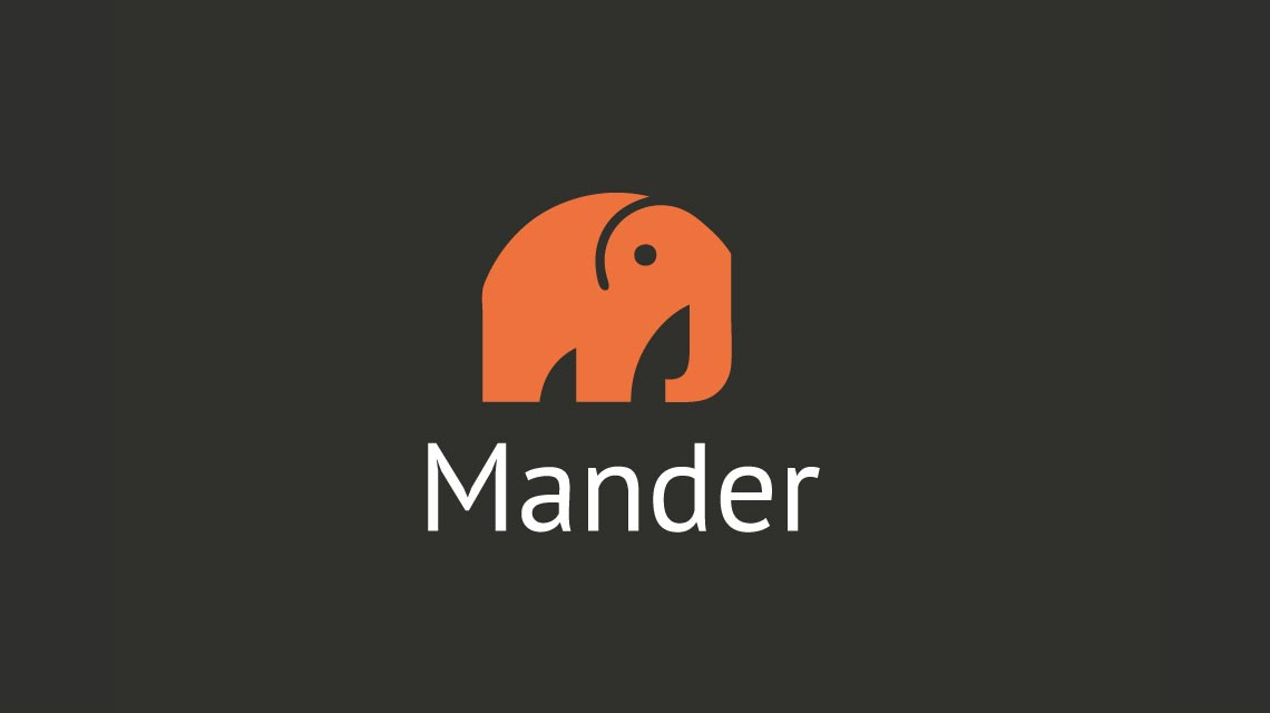 Mander Logo Color