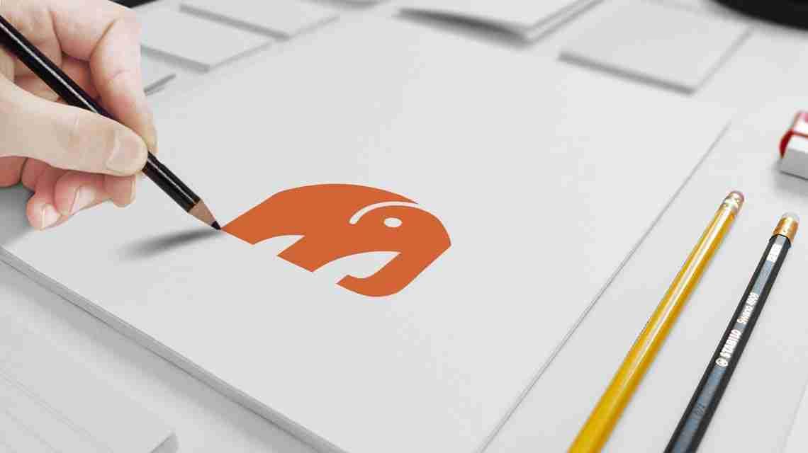 Mander Logo Sketch