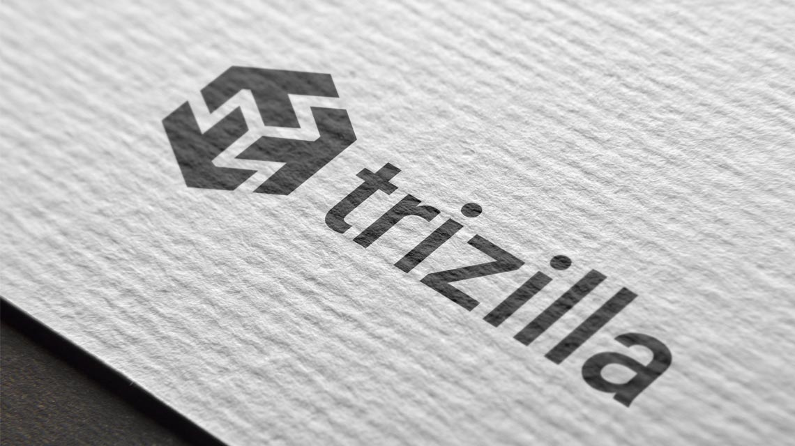 Trizilla Logo Document