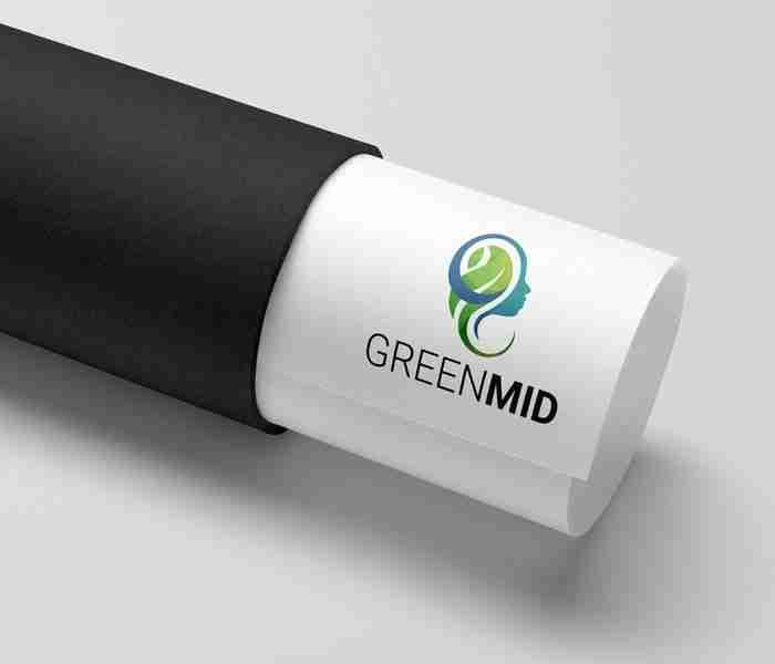 Logo Design Work: GreedMid