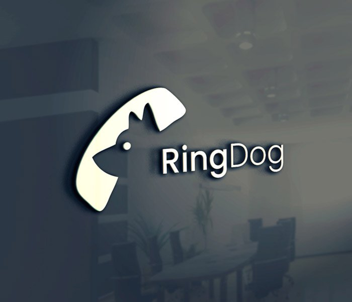Logo Design Work: RingDog