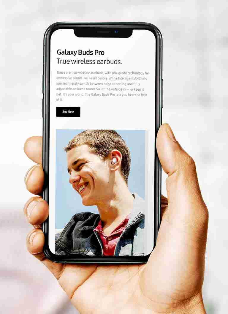 Work: Samsung