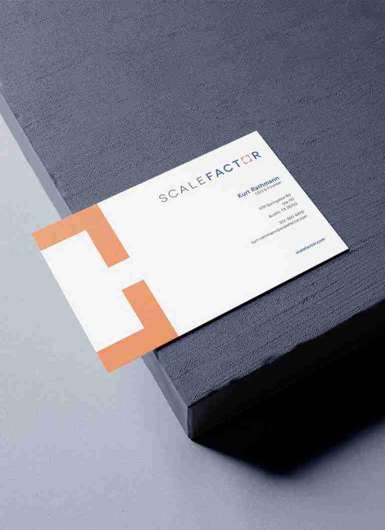 Work: ScaleFactor