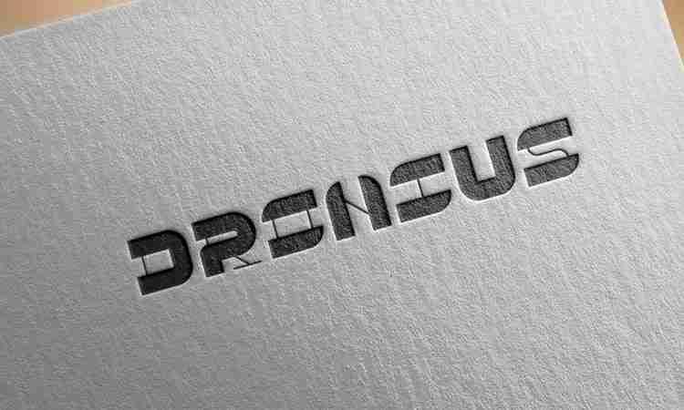 Logo Design: Dronius
