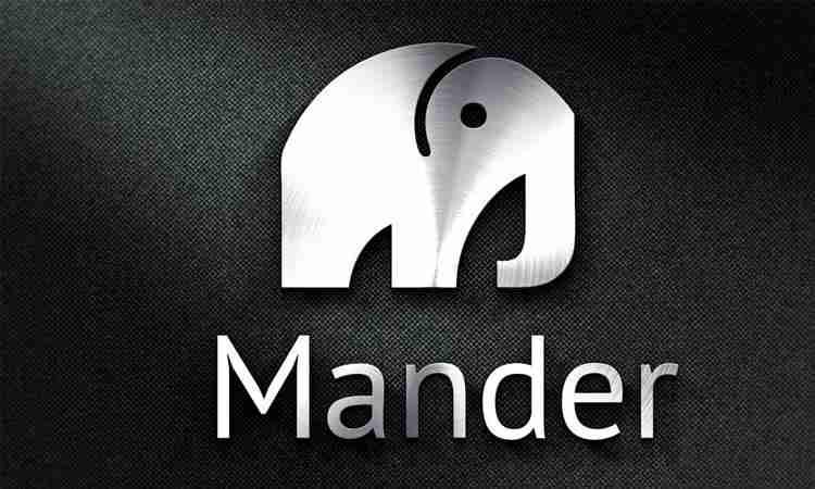 Logo Design for Mander