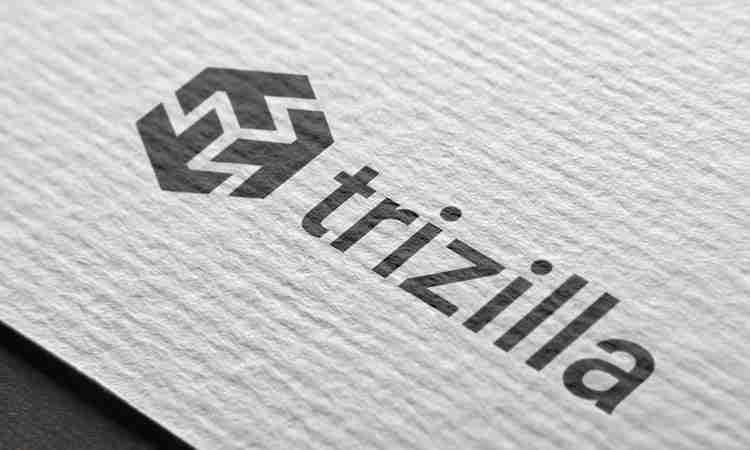 Logo Design: Trizilla