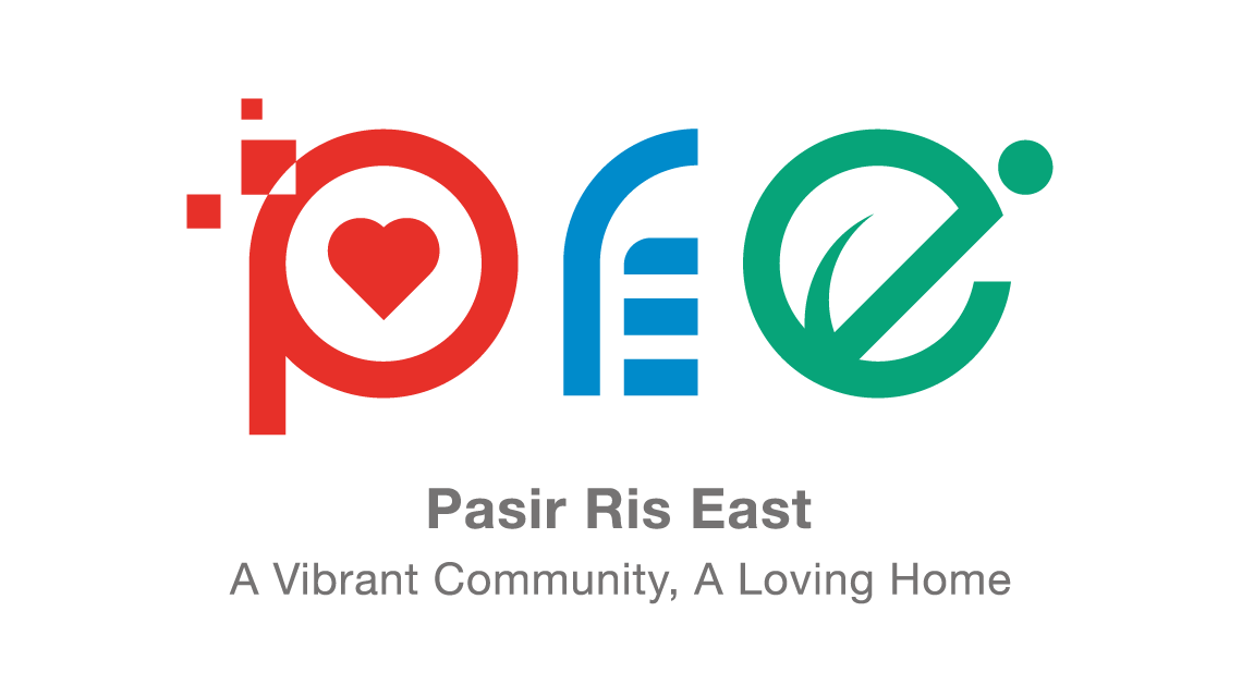 Logo design for Pasir Ris East Community Club